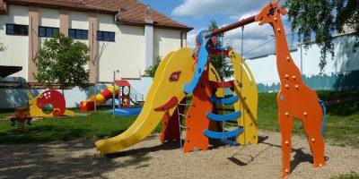 Fotogalerie – Dětské hřiště