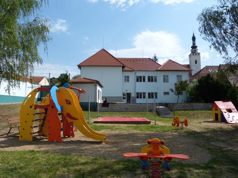 Vítejte na stránkách Mateřské školy v Blučině.